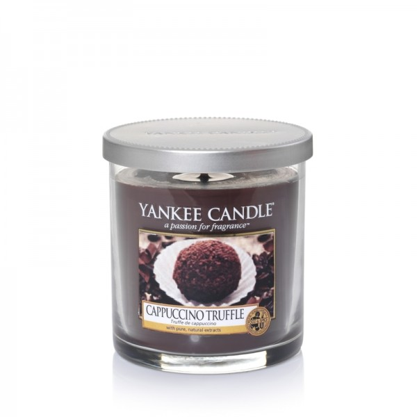 Yankee Candle Cappuccino Truffle - Perfect Pillar