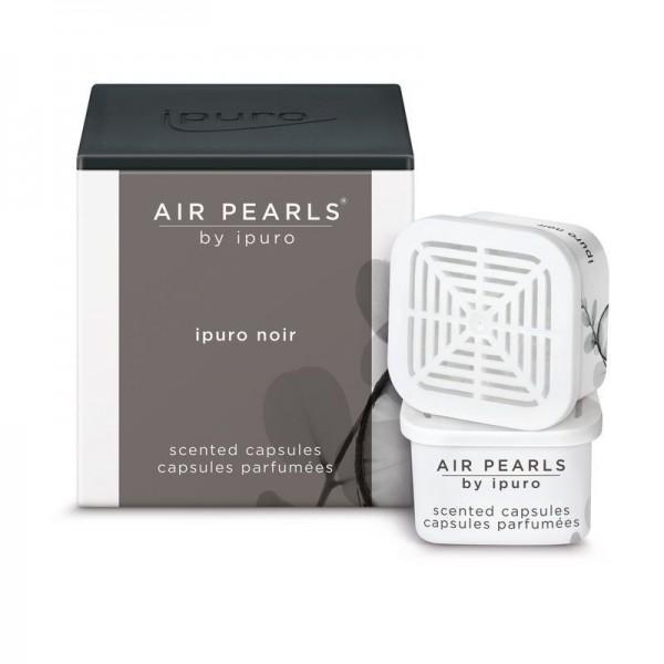 ipuro Air Pearls noir - Duftkapsel - Black
