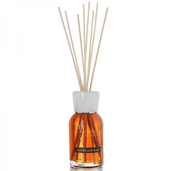 Millefiori Vanilla and Wood Diffuser - Natural Fragrances