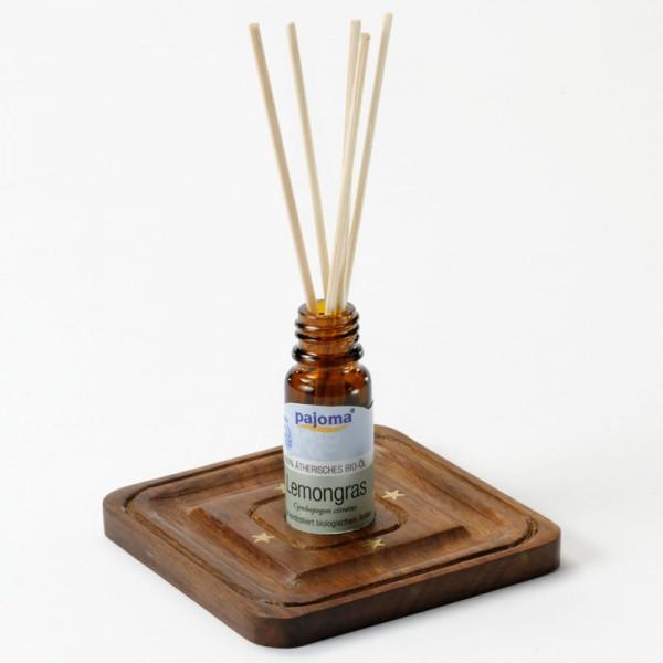 Pajoma Halter für Duftöl Fläschchen Holz