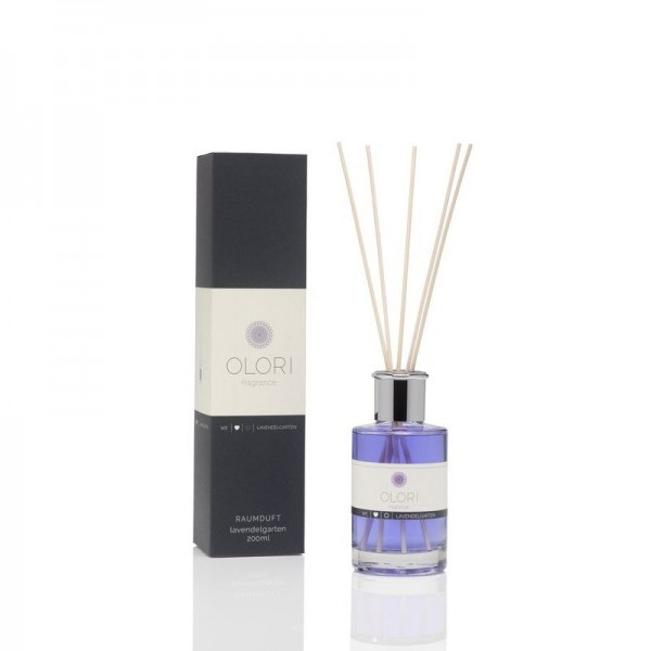 Olori Lavendel Diffuser + Nachfüllflasche - Sparset