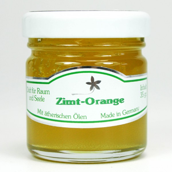 Olori Duftglas Zimt-Orange