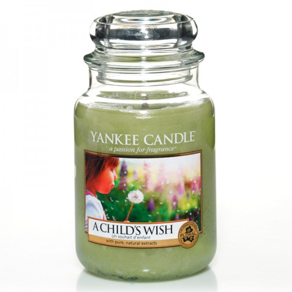 Yankee Candle A Childs Wish - Housewarmer