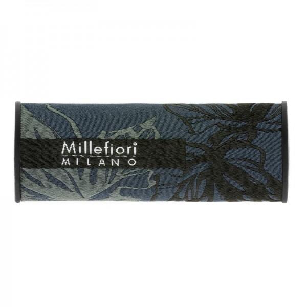 Millefiori Autoduft Silver Spirit - Textile Geometric