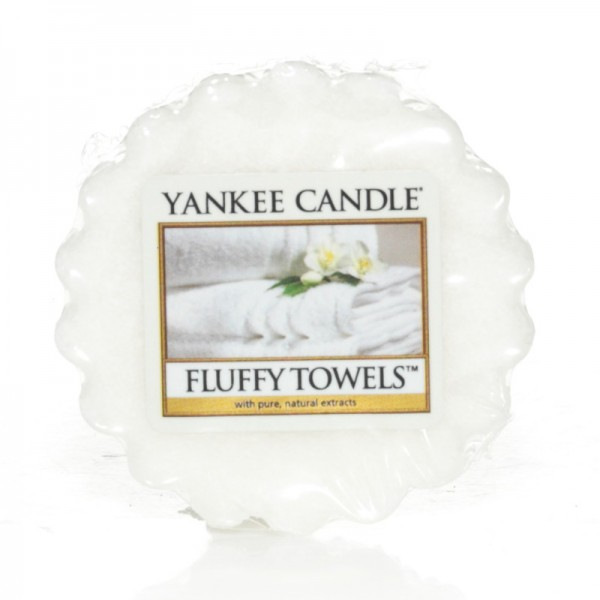 Yankee Candle Dufttarts Fluffy Towels - Duftwachs