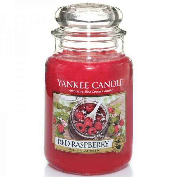 Yankee Candle Red Raspberry - Housewarmer