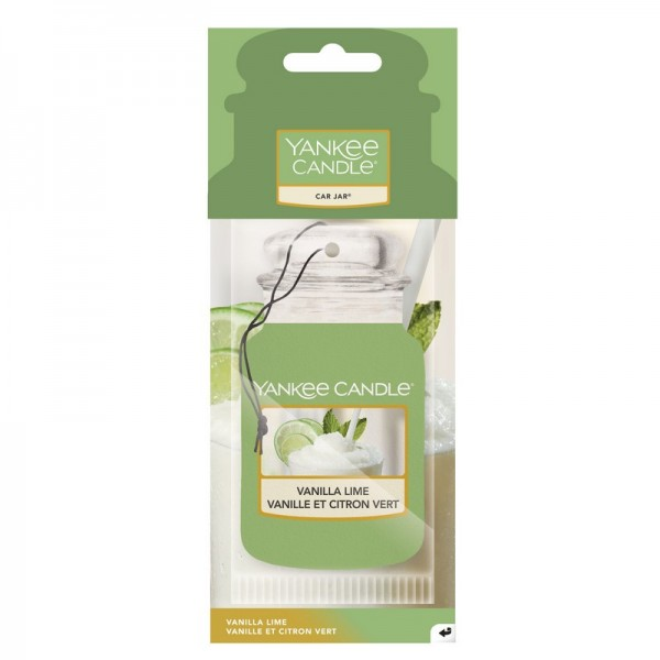 Yankee Candle Autoduft Vanilla Lime