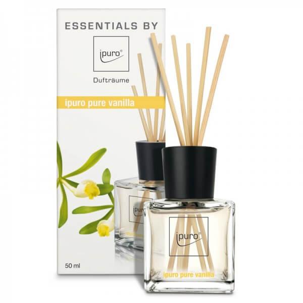 ipuro Raumduft Pure Vanilla Diffuser - Essentials