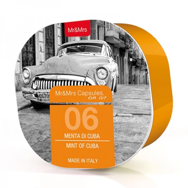 Mr & Mrs Duftkapsel Mint of Cuba