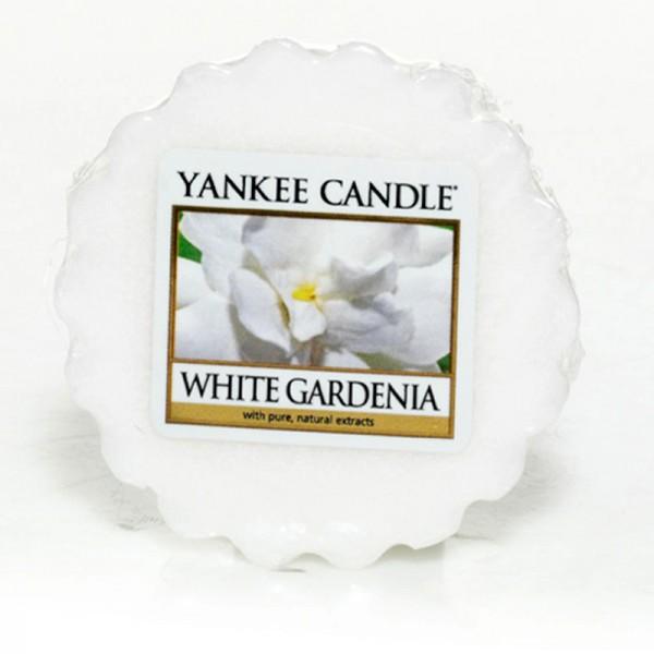 Yankee Candle Dufttarts White Gardenia - Duftwachs