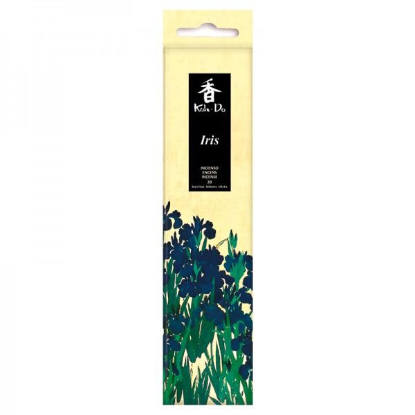 Nippon Kodo Iris Räucherstäbchen - Tierra Zen