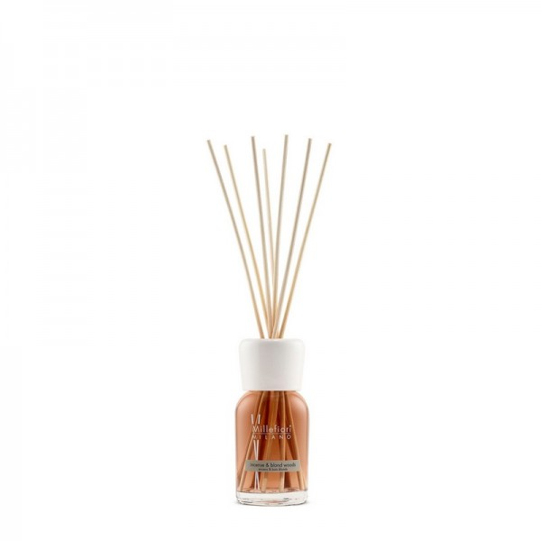 Millefiori White Incense & Blond Woods Diffuser – Natural Fragrances