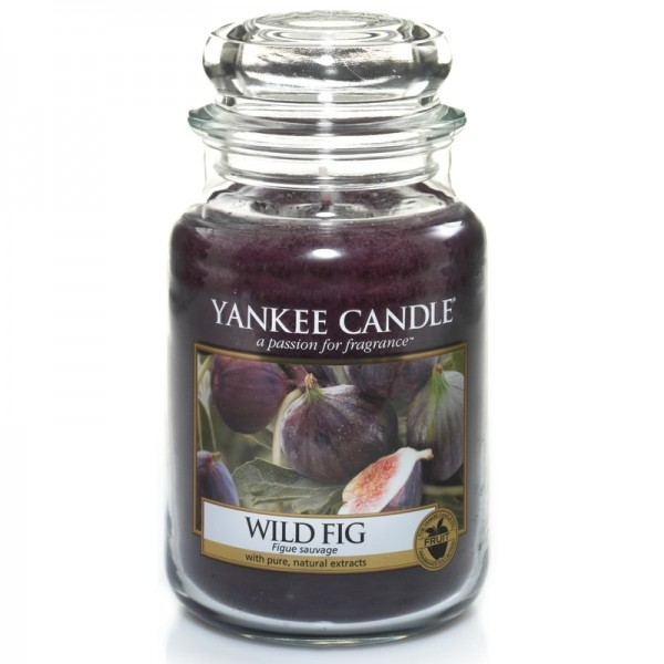 Yankee Candle Wild Fig - Housewarmer