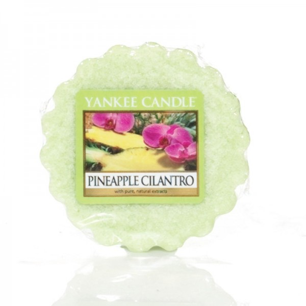 Yankee Candle Dufttarts Pineapple Cilantro - Duftwachs