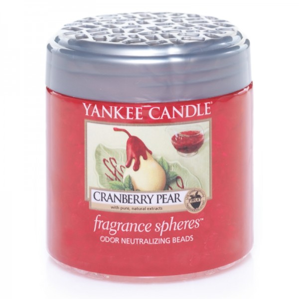Yankee Candle - Cranberry Pear Fragrance Spheres
