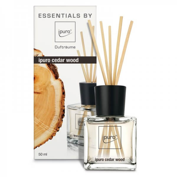 ipuro Raumduft cedar wood Diffuser - Essentials