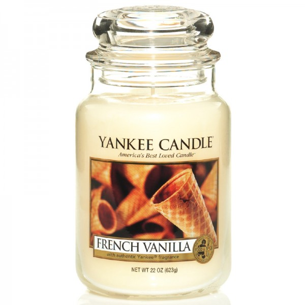 Yankee Candle French Vanilla - Housewarmer