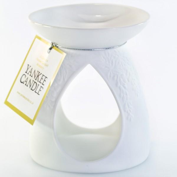 Yankee Candle Duftlampe weiß Hängende Blüten