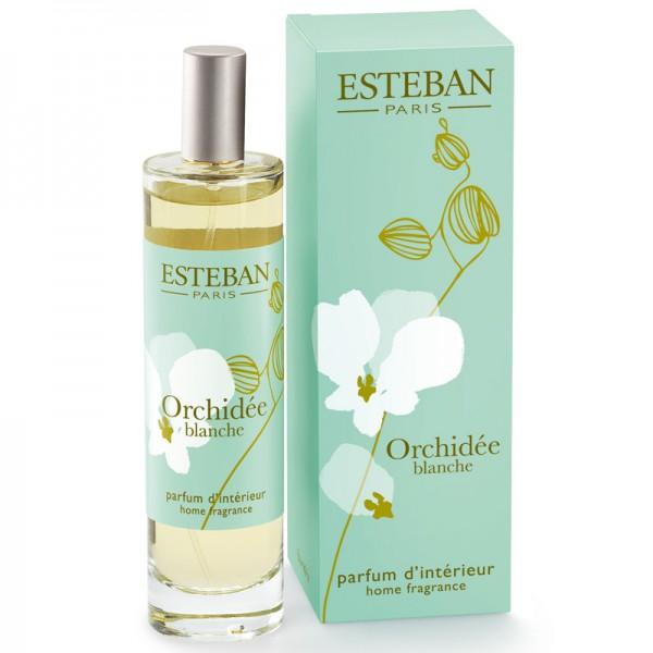 Estéban Orchidee blanche Raumspray