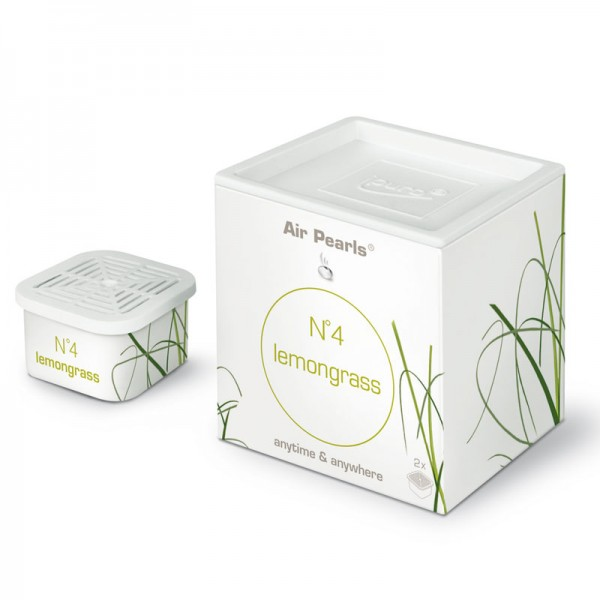 ipuro Air Pearls lemongrass - Duftkapsel