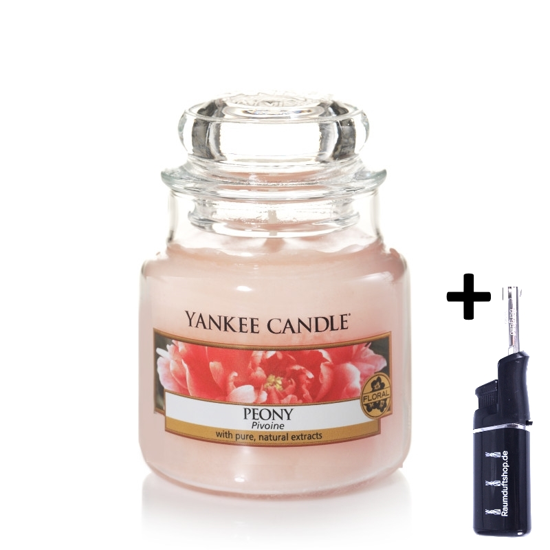 yankee candle peony. Black Bedroom Furniture Sets. Home Design Ideas