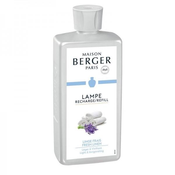 Lampe Berger Linge frais Nachfüllflasche Frische Wäsche-Leinenblüte