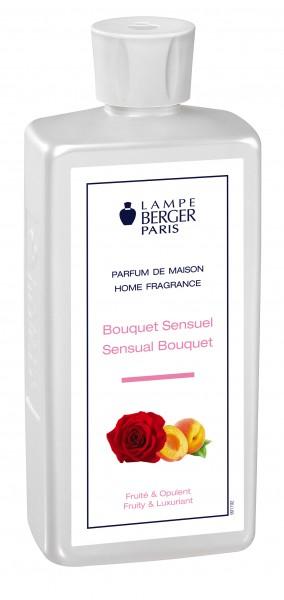 Lampe Berger Bouquet Sensuel Nachfüllflasche Sinnliches Bouquet