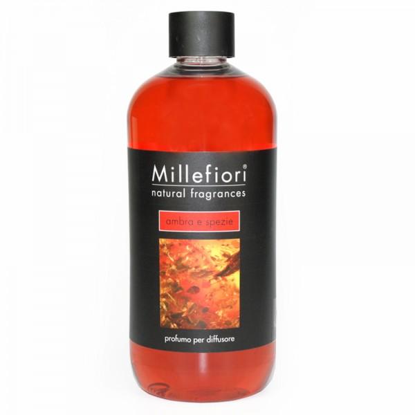 Millefiori Ambra e Spezie Nachfüllflasche