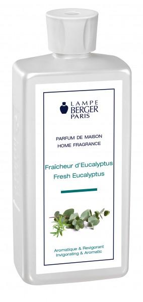 Lampe Berger Fraîcheur d' Eucalyptus Nachfüllflasche - Reves de Fraicheur