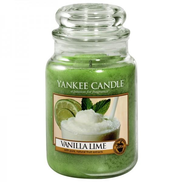 Yankee Candle Vanilla Lime - Housewarmer