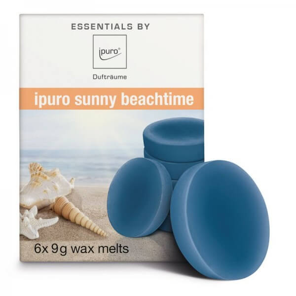 ipuro Wachsplättchen sunny beachtime - Duftwachs - Wax Melts