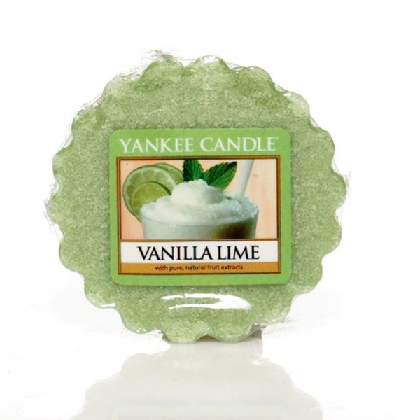 Yankee Candle Dufttarts Vanilla Lime - Duftwachs