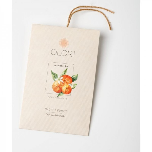 Olori Orangenblüte Duftkissen