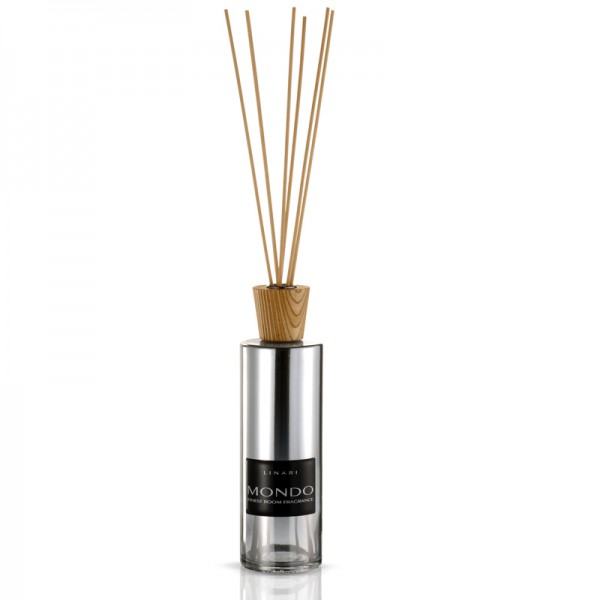 LINARI Mondo Diffuser - Chrome Shadow Line