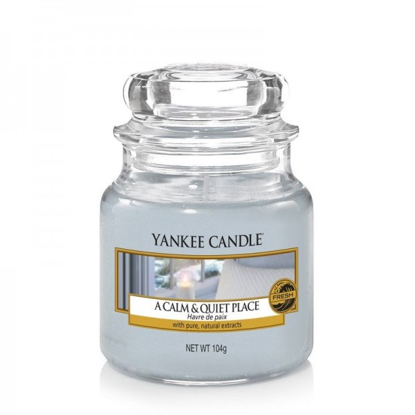 Yankee Candle A Calm & Quiet Place - Housewarmer