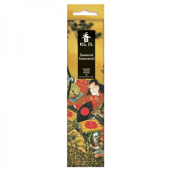 Nippon Kodo Samurai Räucherstäbchen - Tierra Zen