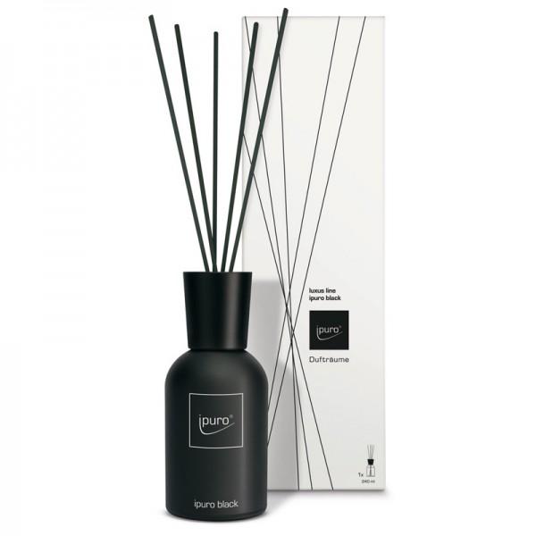 ipuro Raumduft black Diffuser - Luxus Line