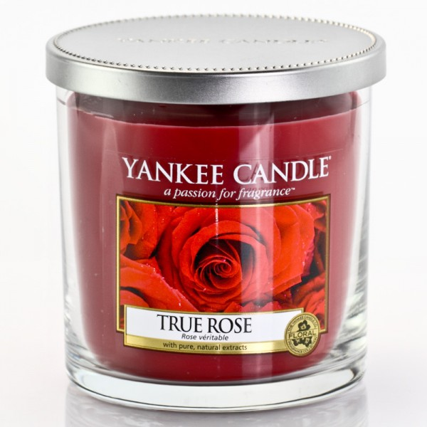Yankee Candle True Rose - Perfect Pillar