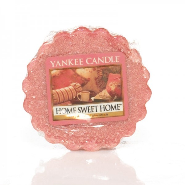 Yankee Candle Dufttarts Home Sweet Home - Duftwachs