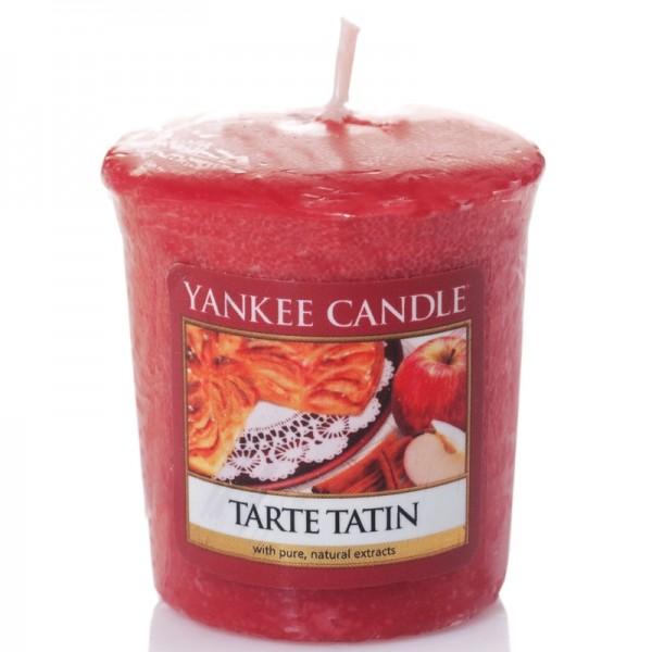 Yankee Candle Tarte Tatin - Votivkerze - inkl. Gratis Stabfeuerzeug *