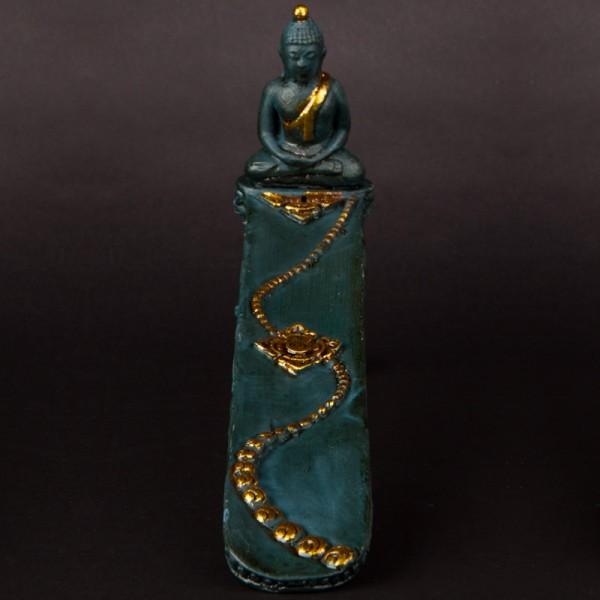 Räucherstäbchenhalter Buddha antik