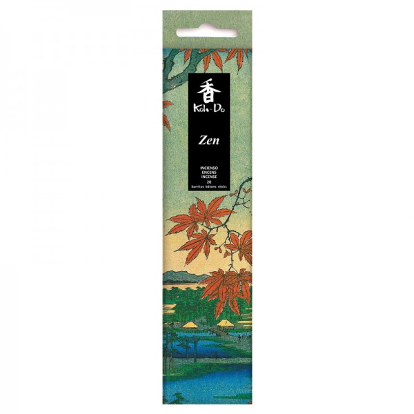 Nippon Kodo Zen Räucherstäbchen - Tierra Zen