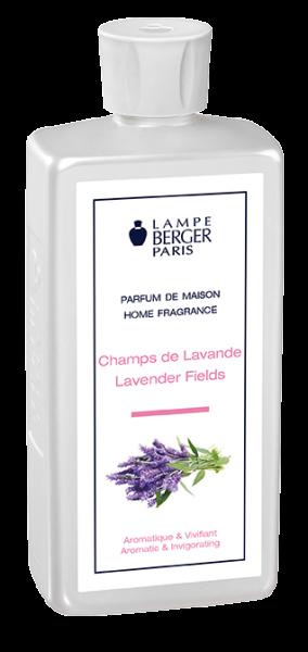 Lampe Berger Champs de Lavande Nachfüllflasche Blühende Lavendelfelder