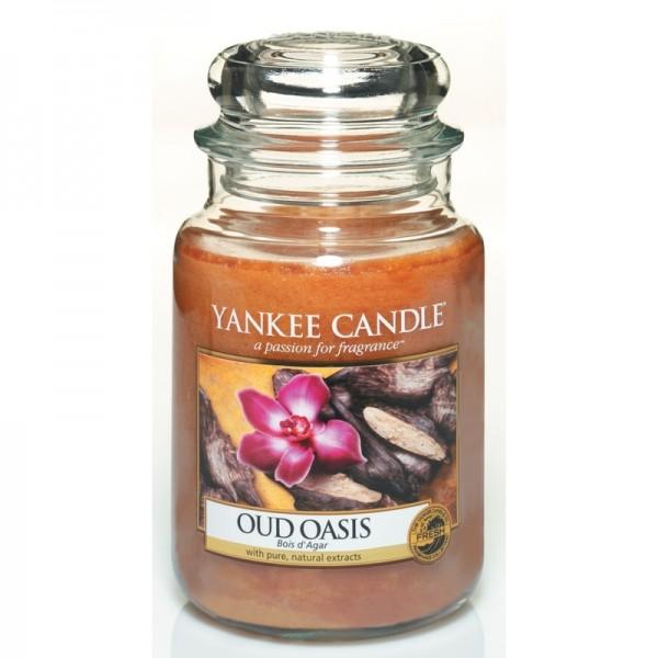 Yankee Candle Oud Oasis - Housewarmer