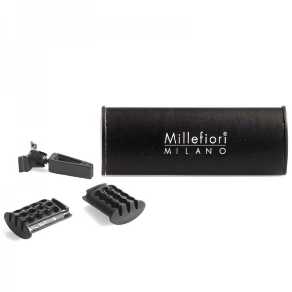 Millefiori Autoduft Oxygen + Nachfüller - Sparset