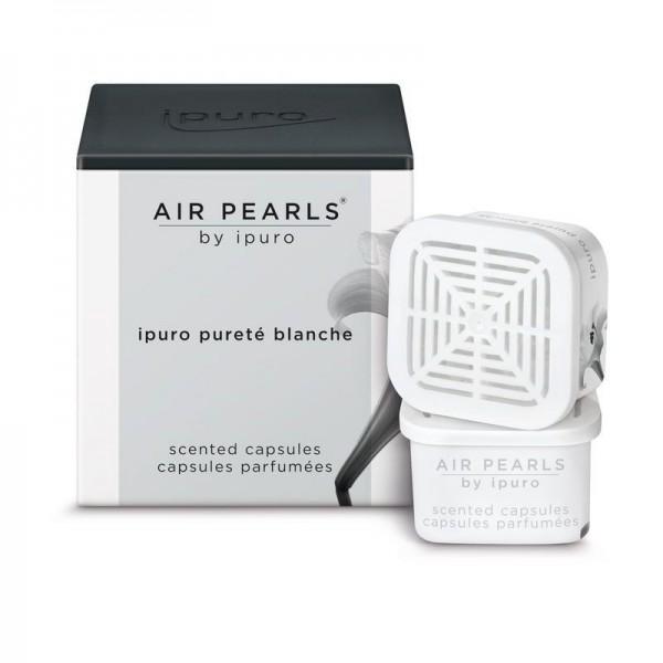 ipuro Air Pearls pureté blanche - Duftkapsel - White lily