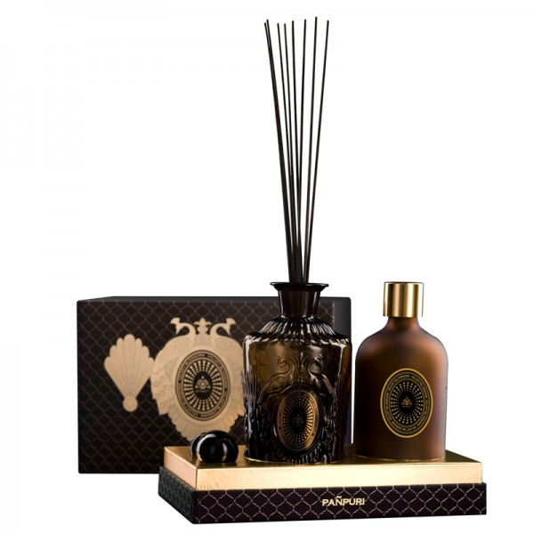 Panpuri Velvet Blossoms Diffuser - Home Ambiance