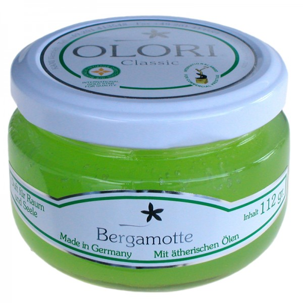 Olori Duftglas Bergamotte