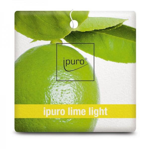 ipuro Autoduft Lime Light - Essentials