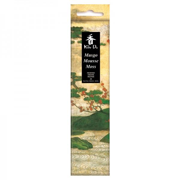 Nippon Kodo Moss Räucherstäbchen - Tierra Zen